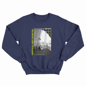 ALL ABOUT FUN CREWNECK