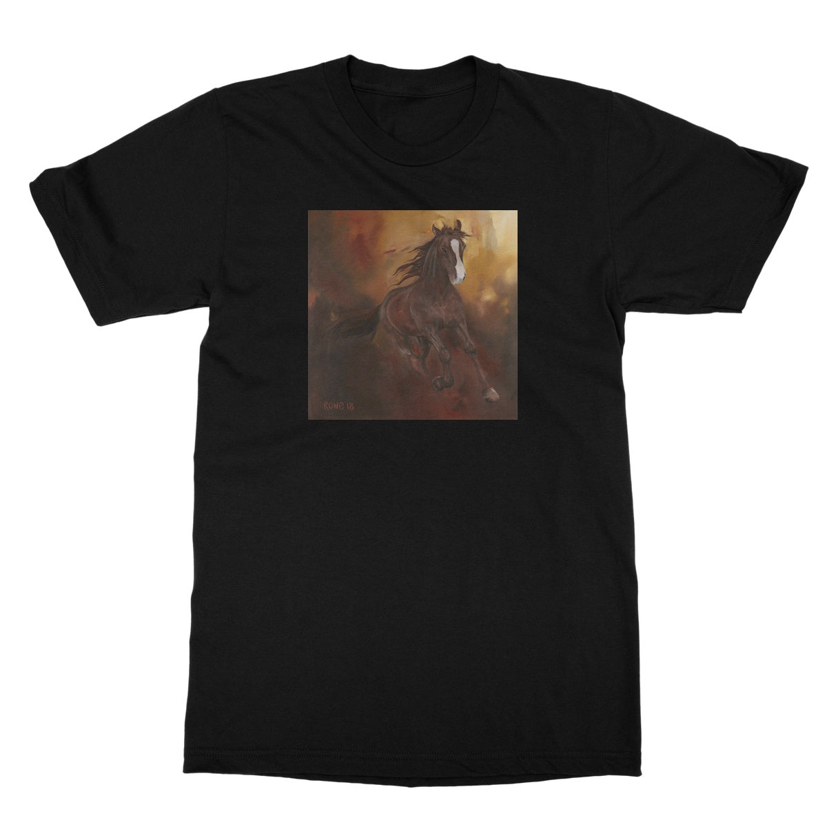 Borne of Fire Softstyle T-Shirt