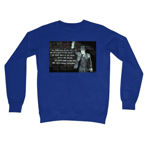 Churchill on Winning Crew Neck Sweatshirt