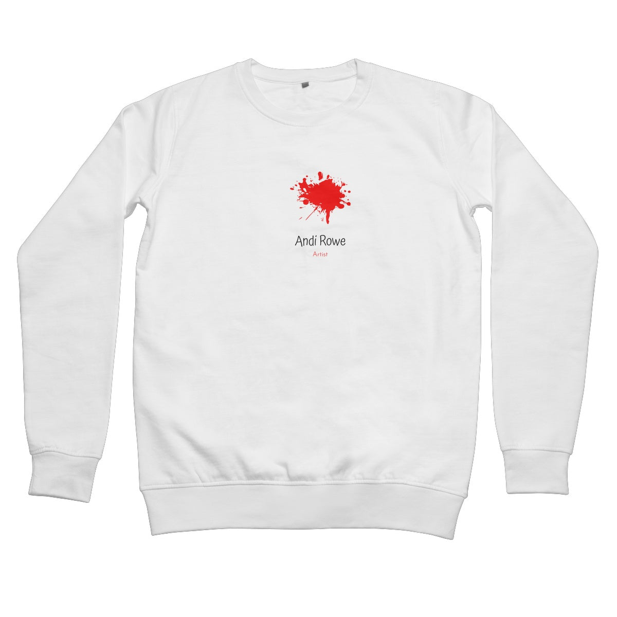 Splat! Women's Retail Sweatshirt