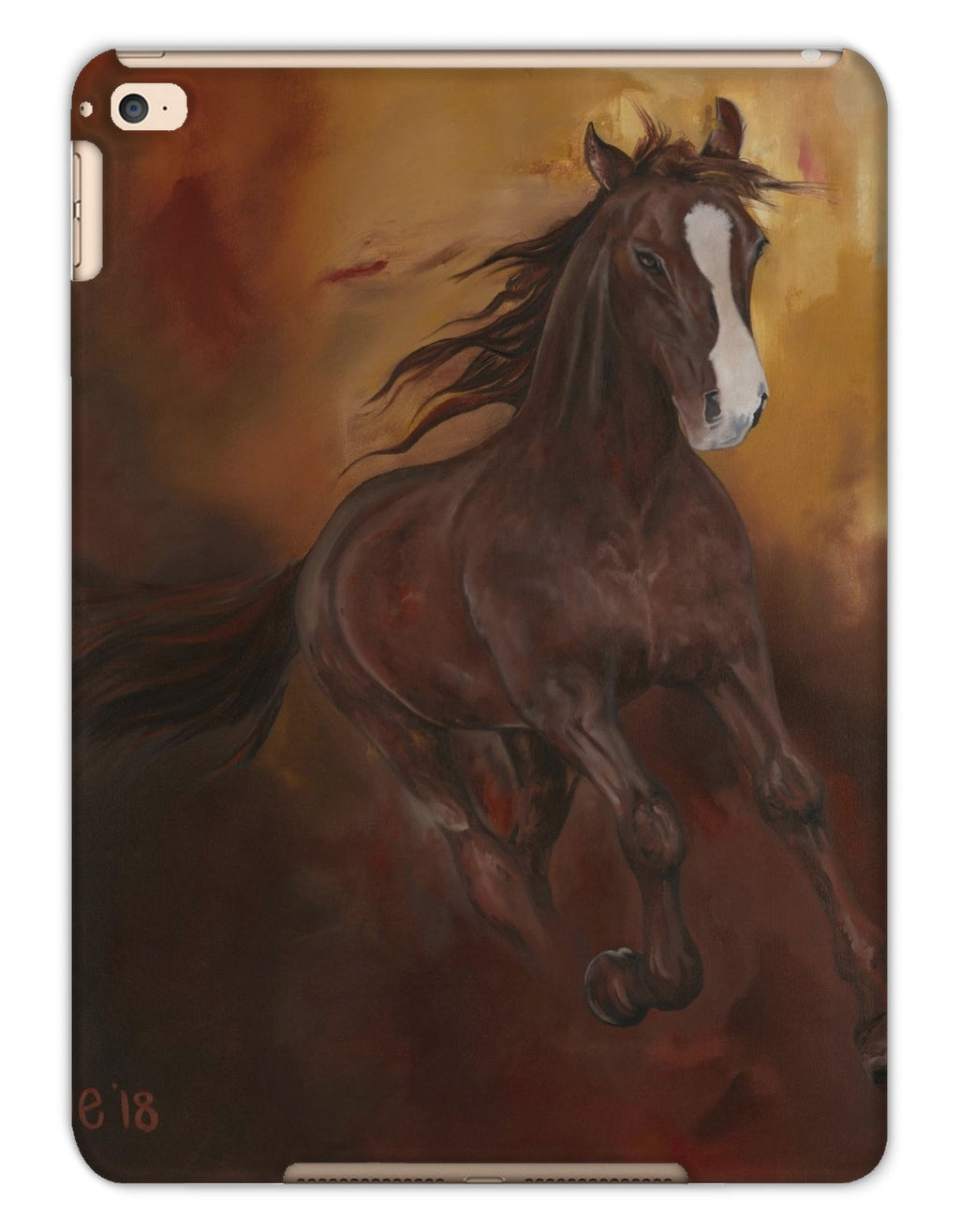 Borne of Fire Tablet Cases