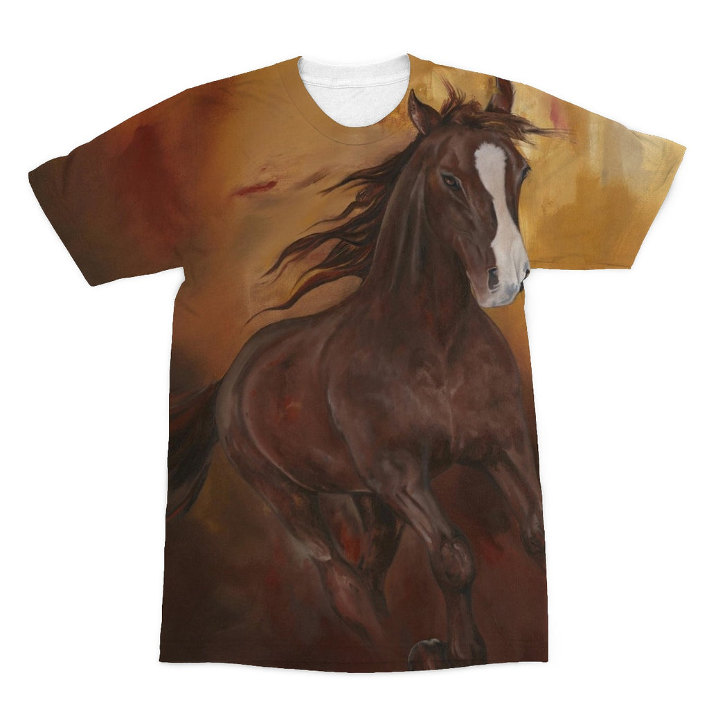 Borne of Fire Sublimation T-Shirt