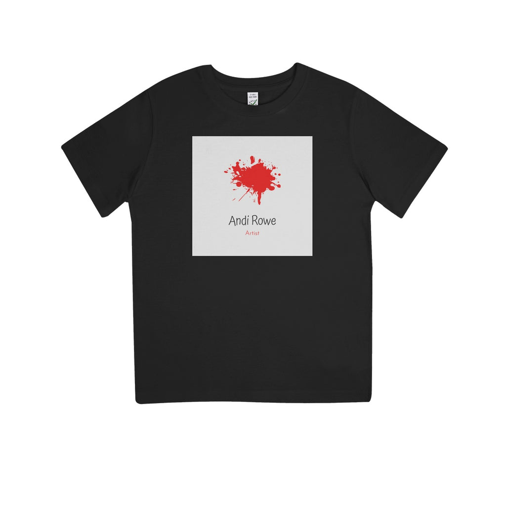 Splat! Kids 100% Organic T-Shirt