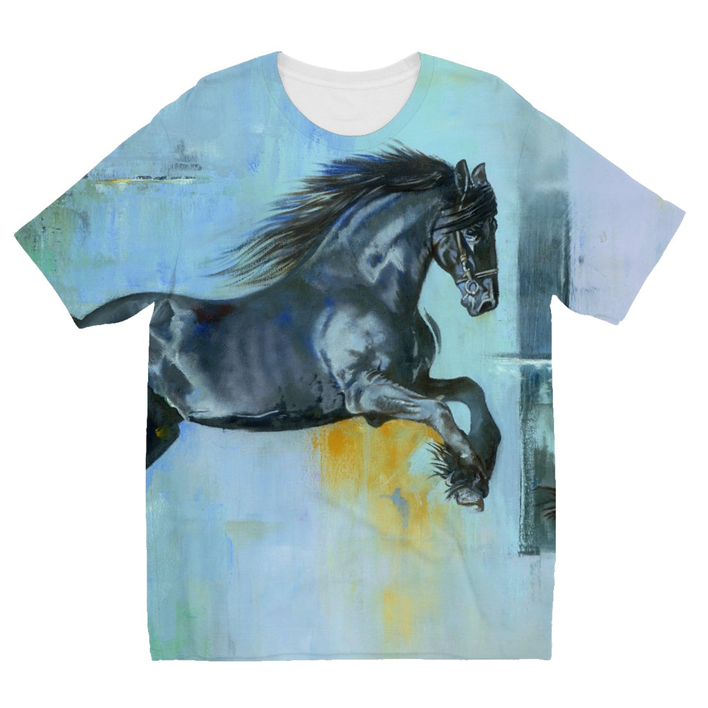 Thunder at Low Tide Kids' Sublimation T-Shirt