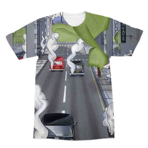 The Cafe Sublimation T-Shirt