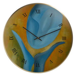 Avoir de L'admiration Wall Clock