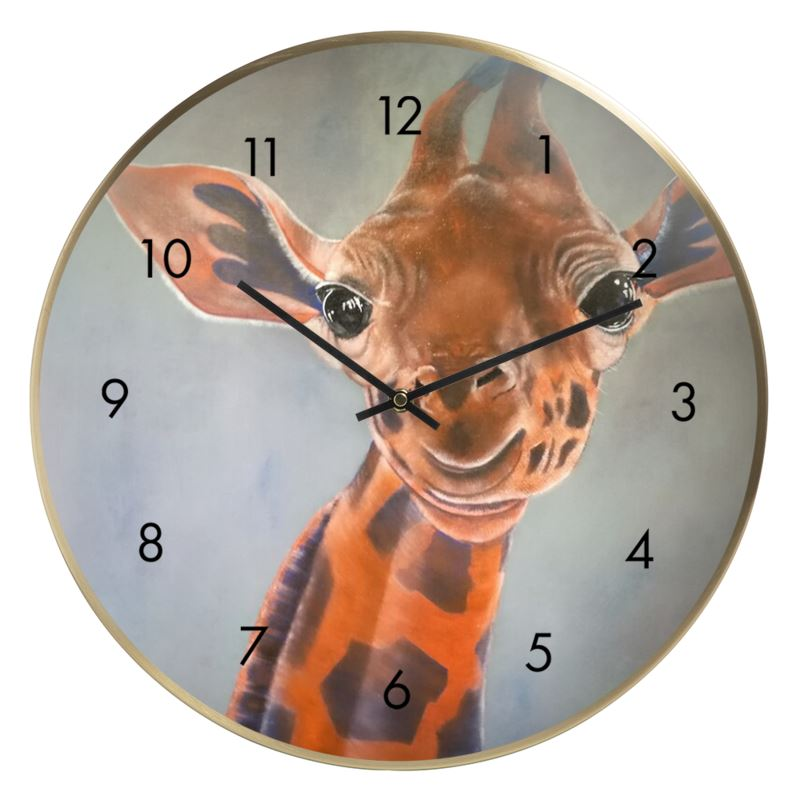 Little Mikey Wall Clock