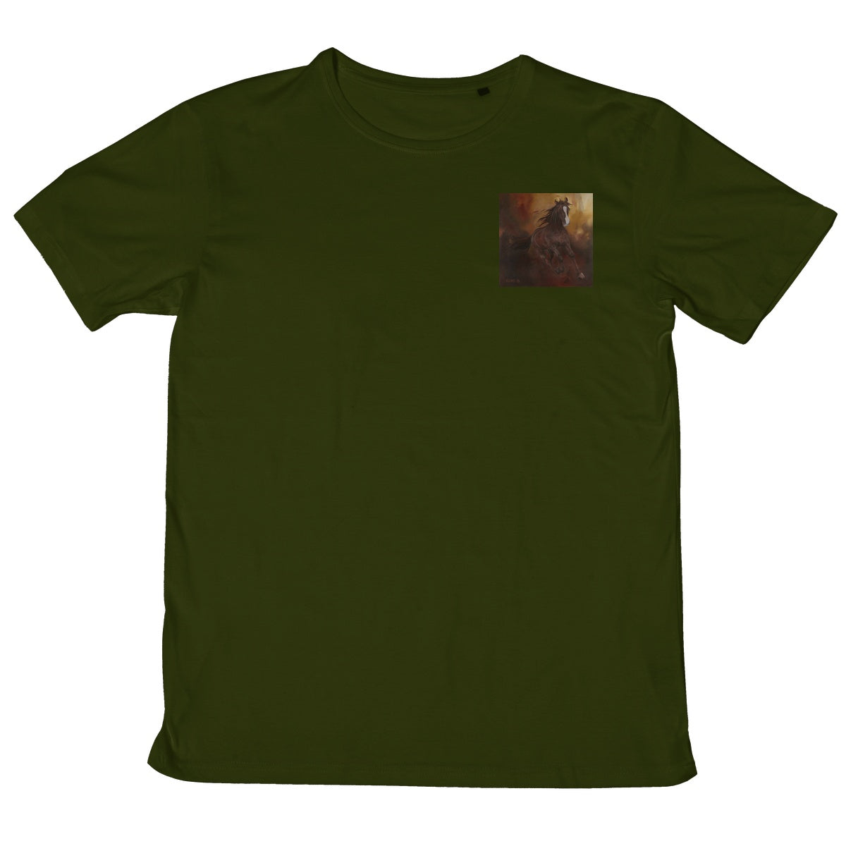 Borne of Fire Mens Retail T-Shirt