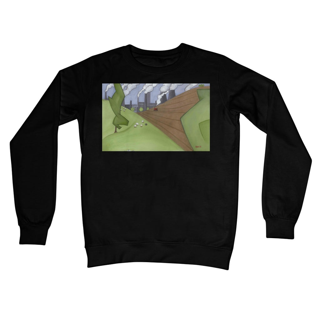 The Farm Crew Neck Sweatshirt