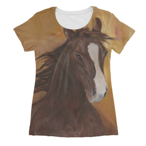 Borne of Fire Women's Sublimation T-Shirt
