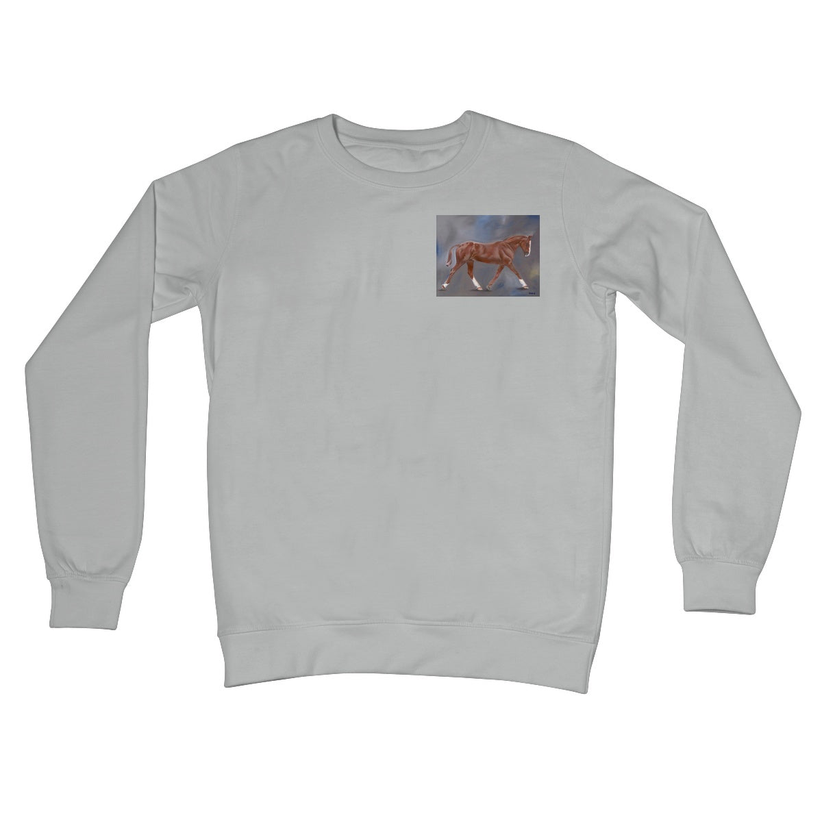 On Parade Crew Neck Sweatshirt