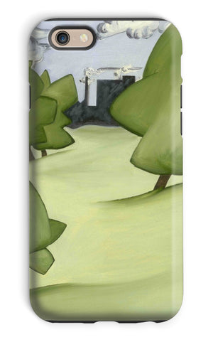 The Park Phone Case