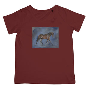 Dressage Women's Retail T-Shirt
