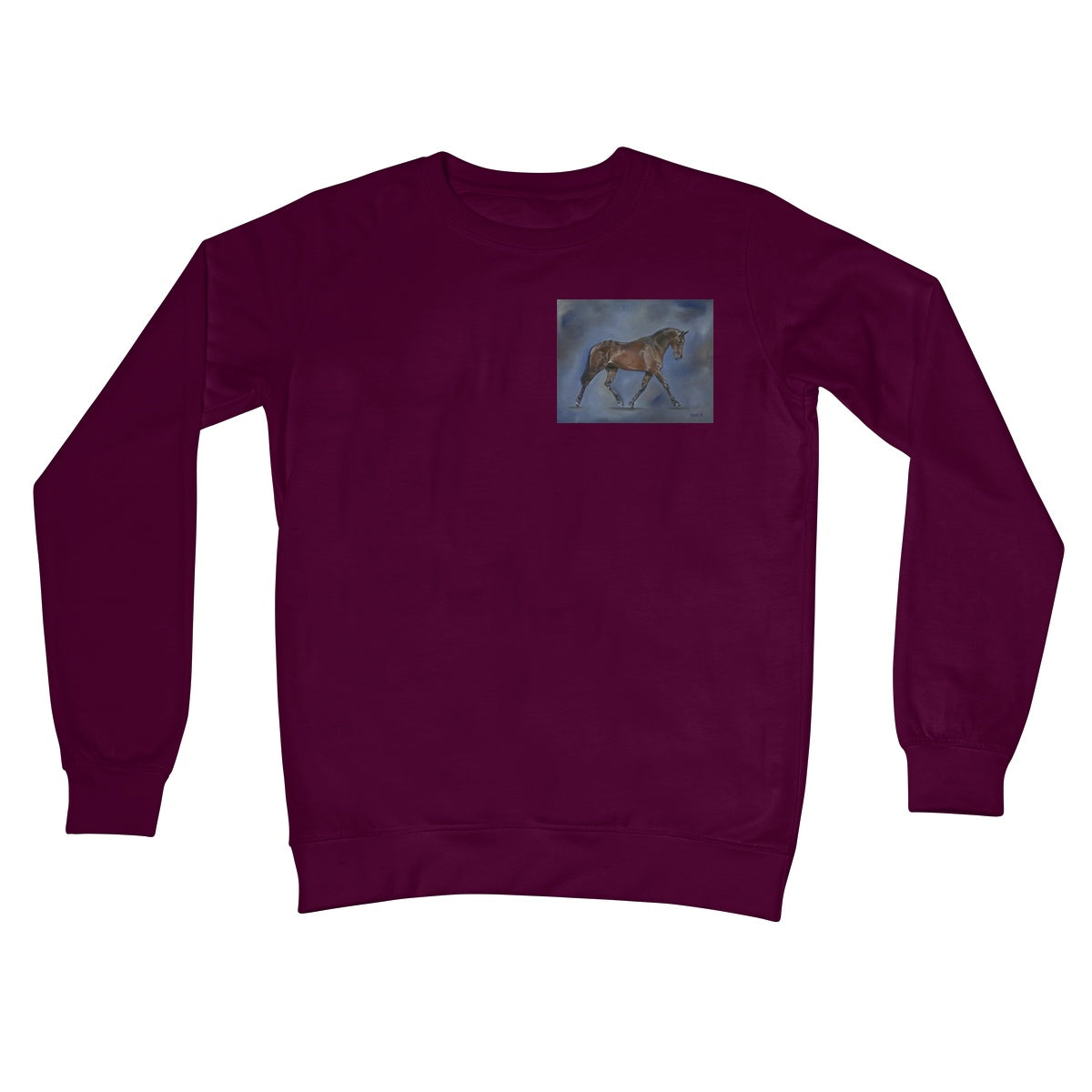 Dressage Crew Neck Sweatshirt