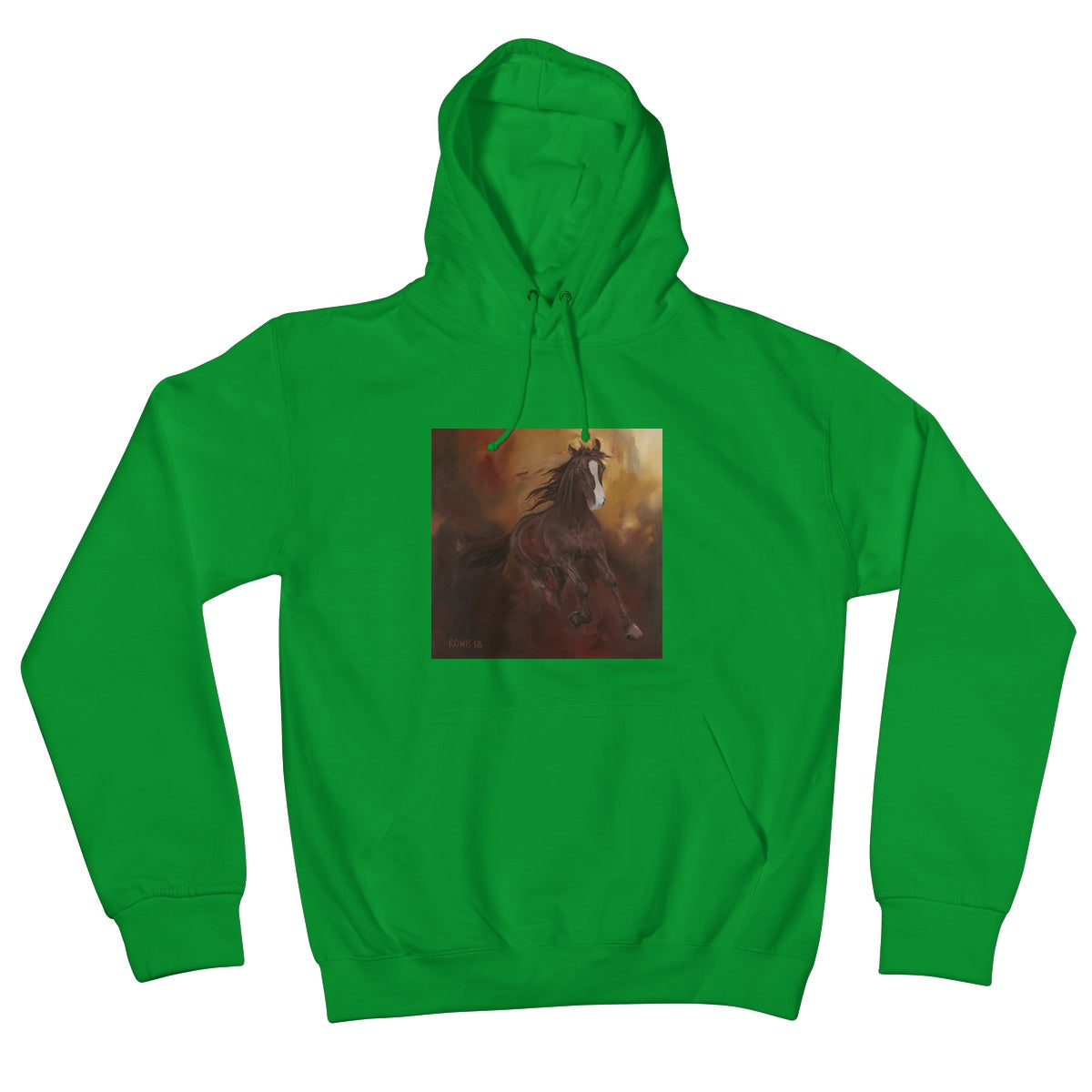 Borne of Fire Retail Hoodie