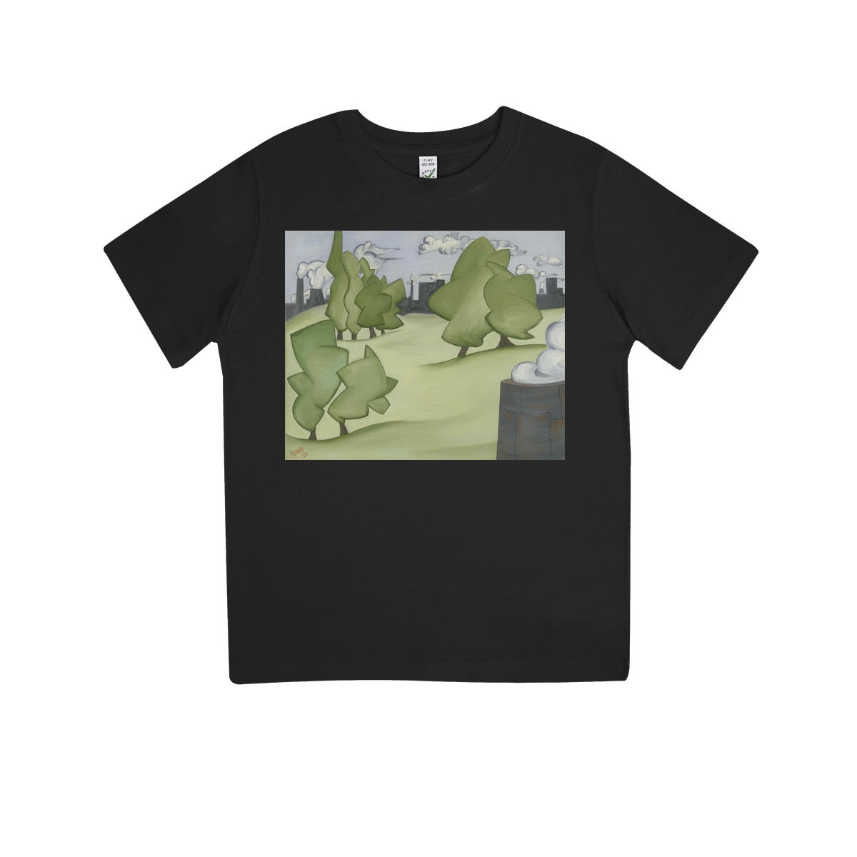 The Park Kids 100% Organic T-Shirt