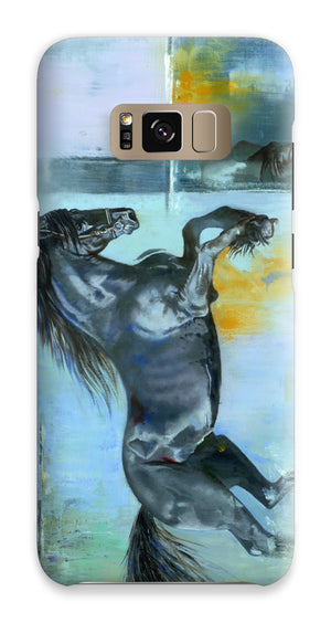 Thunder at Low Tide Phone Case