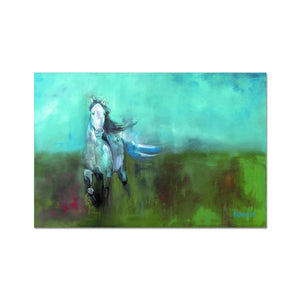 Storm in a Summer Field Fine Art Print