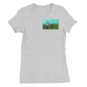 Storm in a Summer Field Women's Favourite T-Shirt