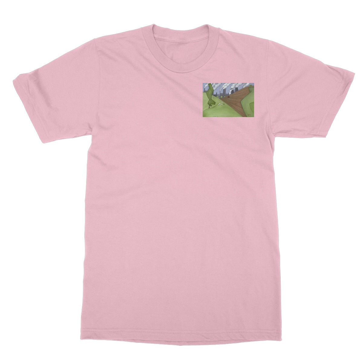 The Farm Softstyle T-Shirt