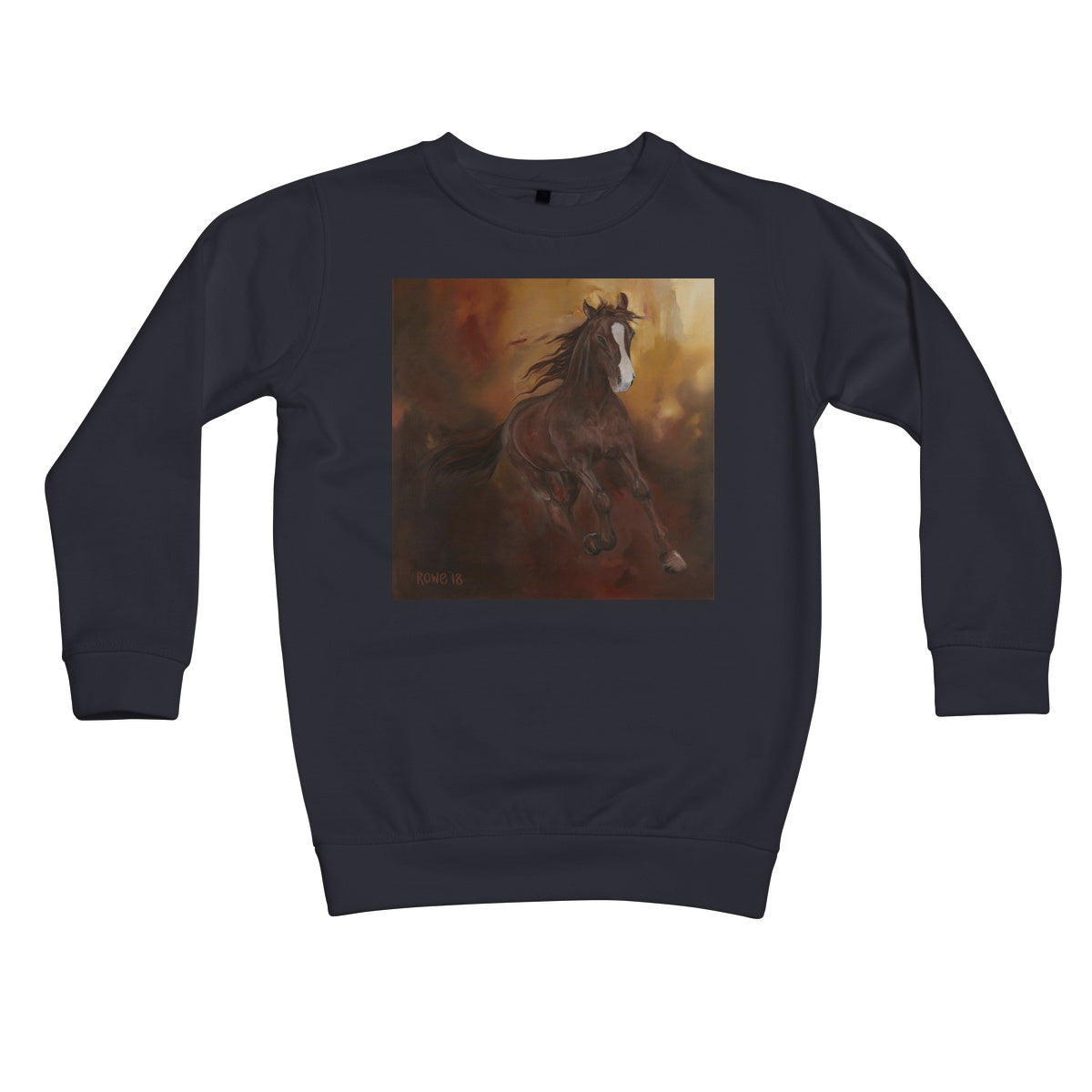 Borne of Fire Kids Retail Sweatshirt