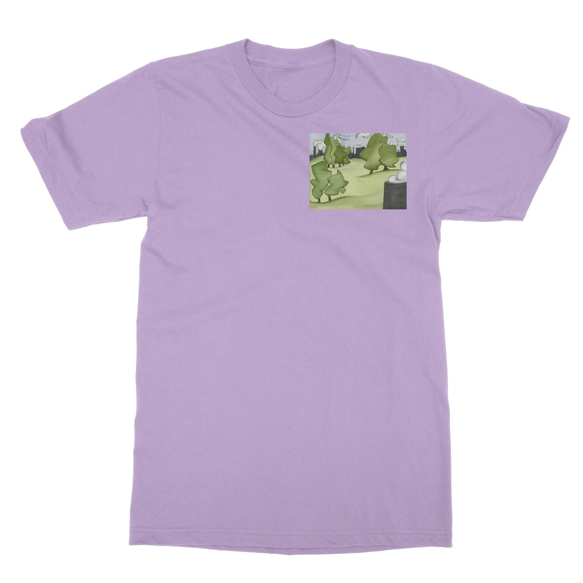 The Park Softstyle T-Shirt
