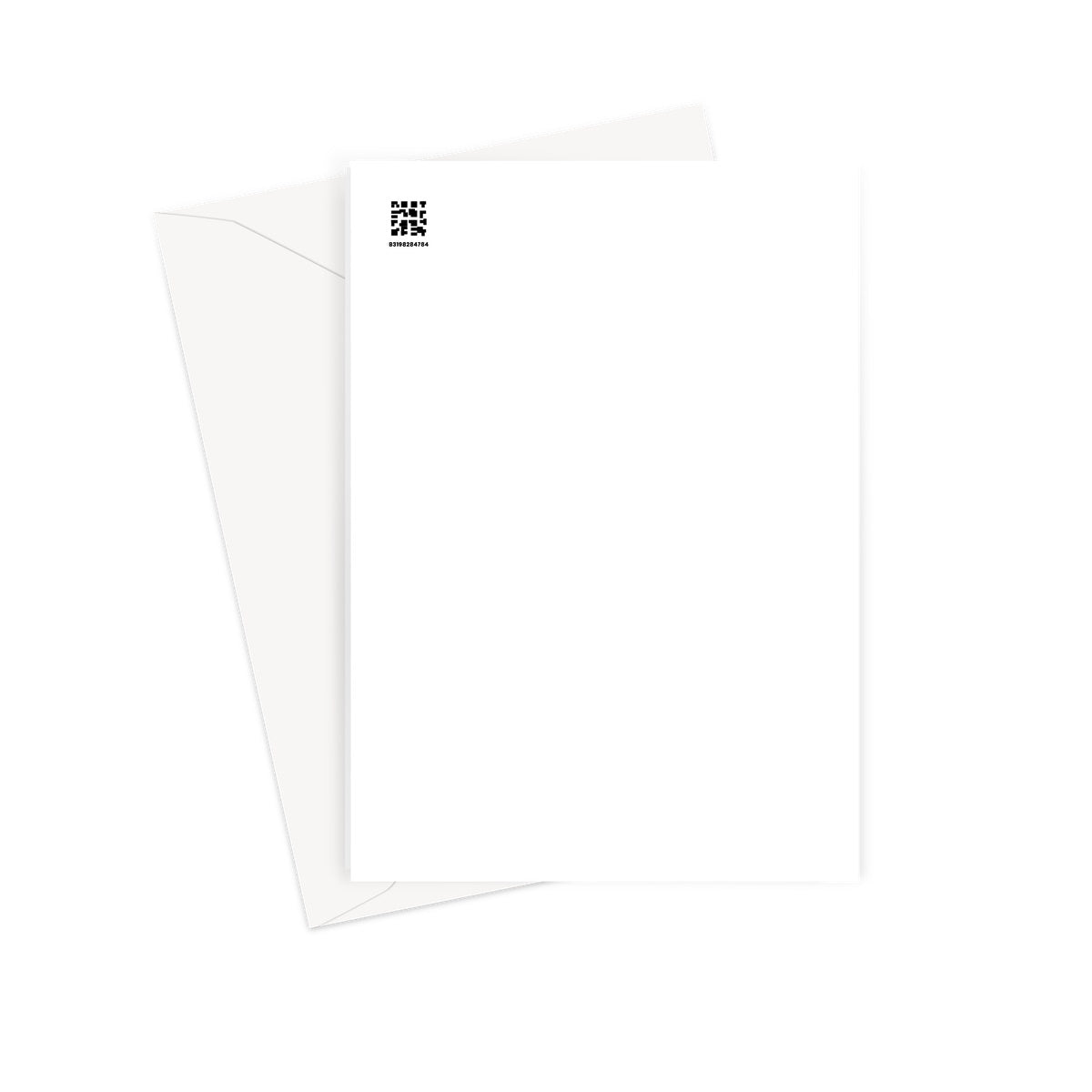 Event Day Greeting Card