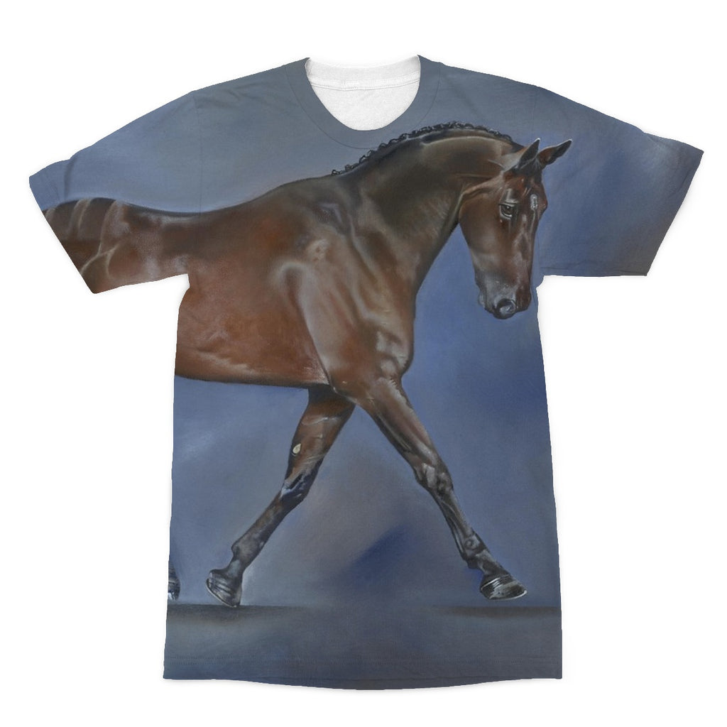 Dressage Sublimation T-Shirt
