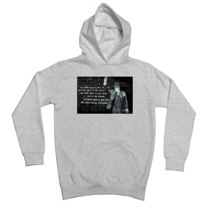 Churchill on Winning Kids Retail Hoodie