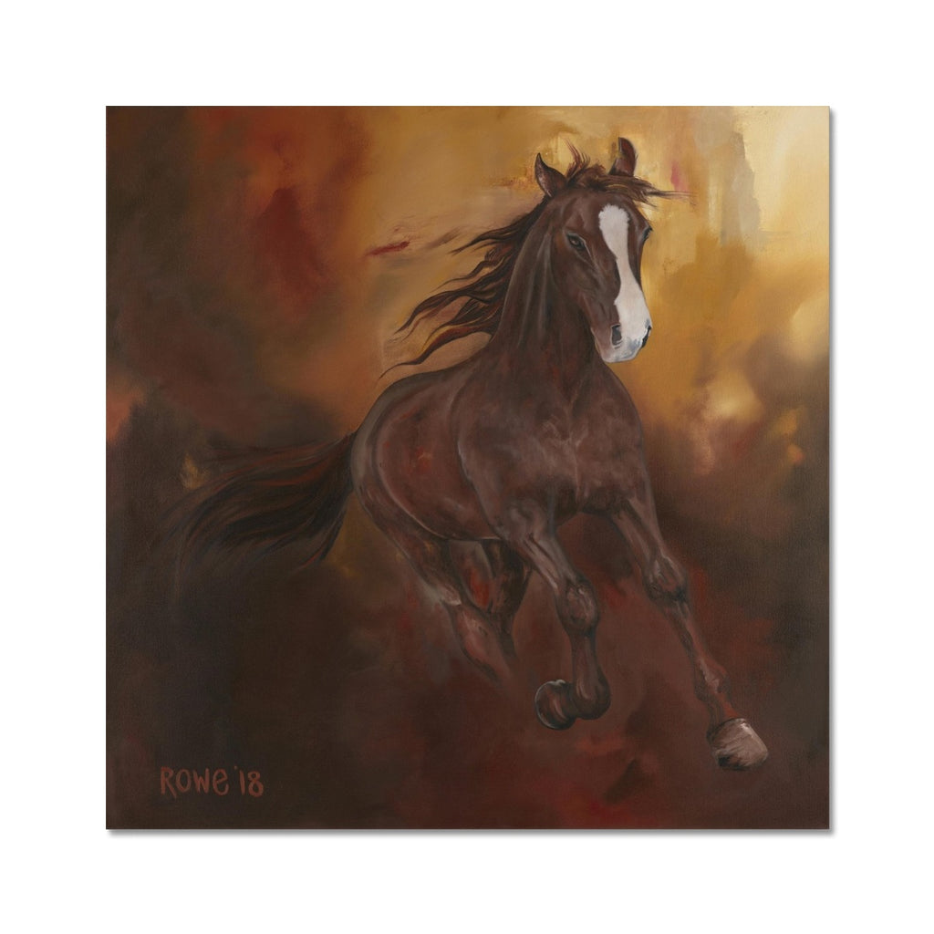Borne of Fire Fine Art Print
