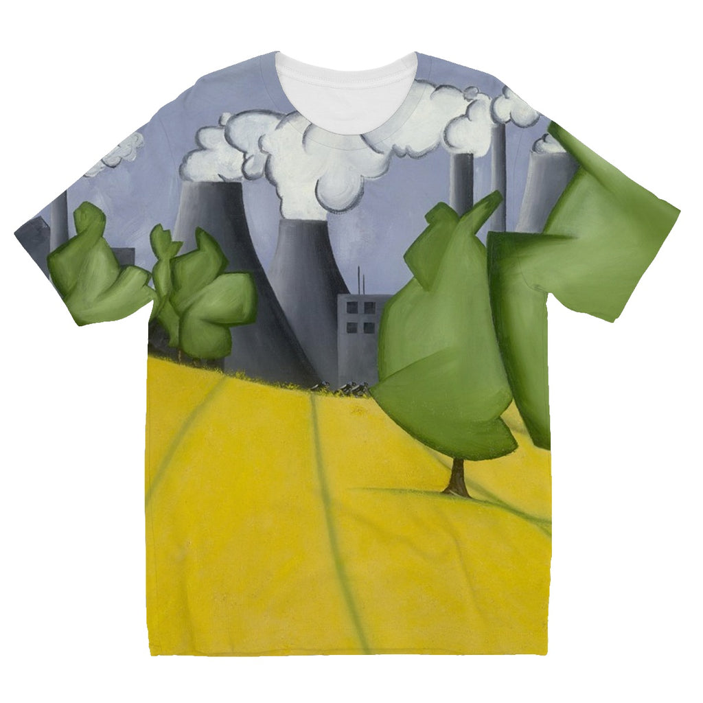 Rape? Kids' Sublimation T-Shirt