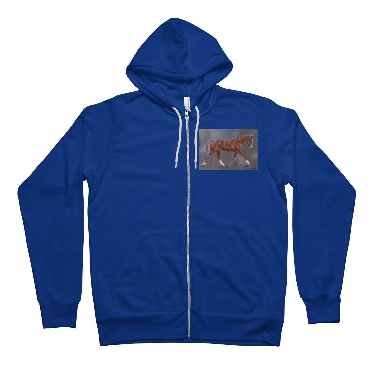 On Parade Unisex Full Zip Hoodie