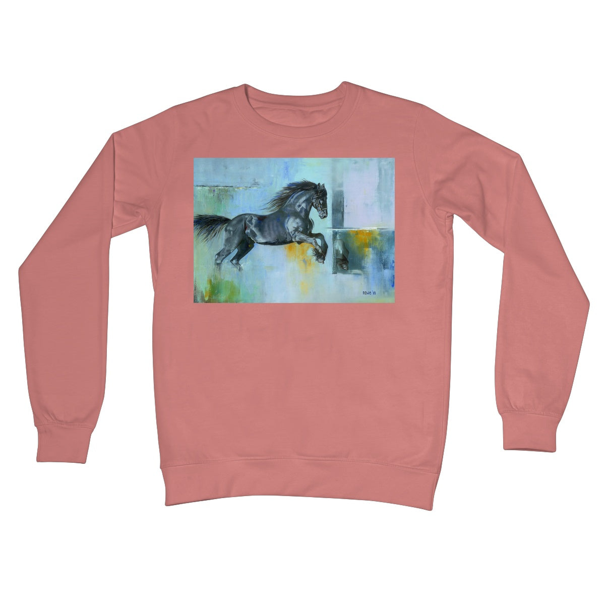 Thunder at Low Tide Crew Neck Sweatshirt