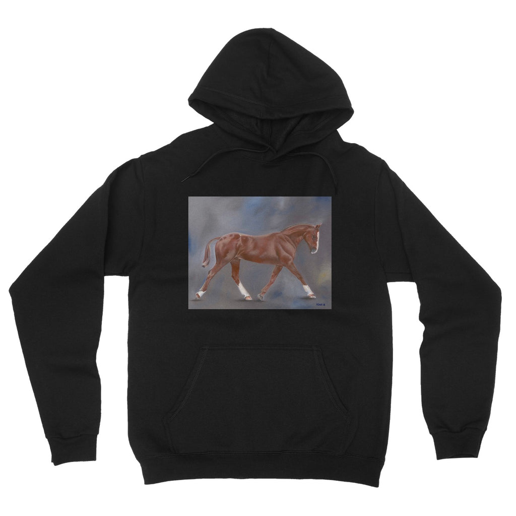 On Parade Fleece Pullover Hoodie