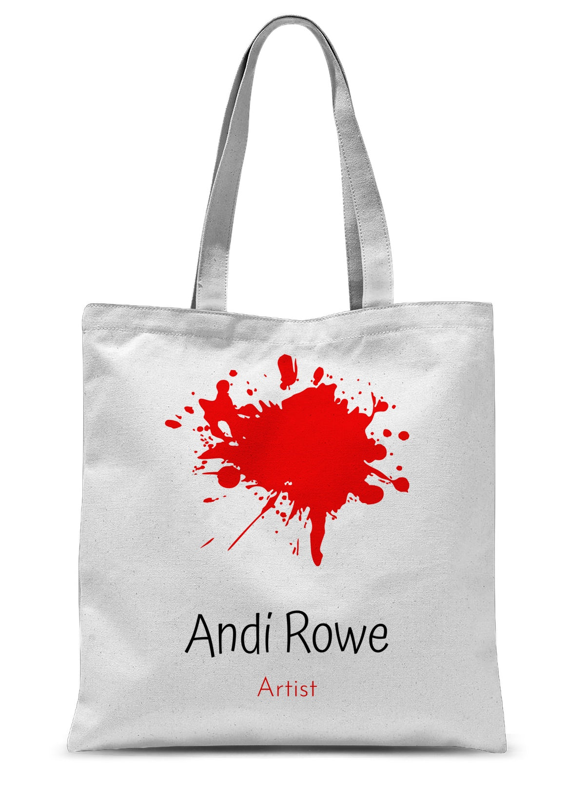 Splat! Sublimation Tote Bag