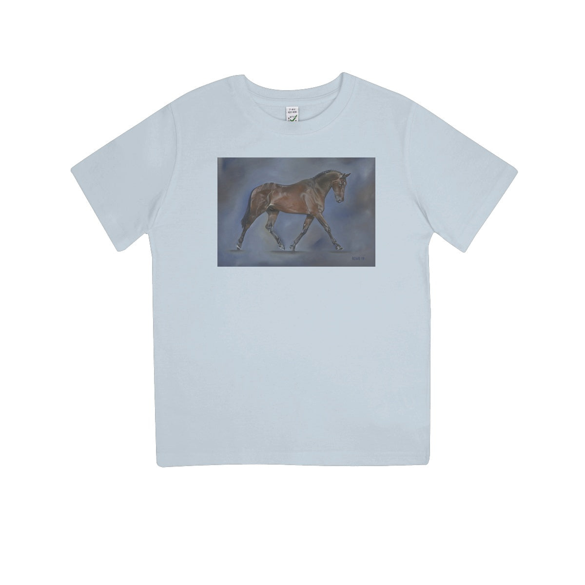 Dressage Kids 100% Organic T-Shirt