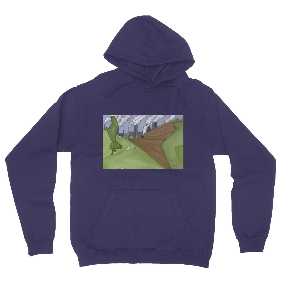 The Farm Fleece Pullover Hoodie