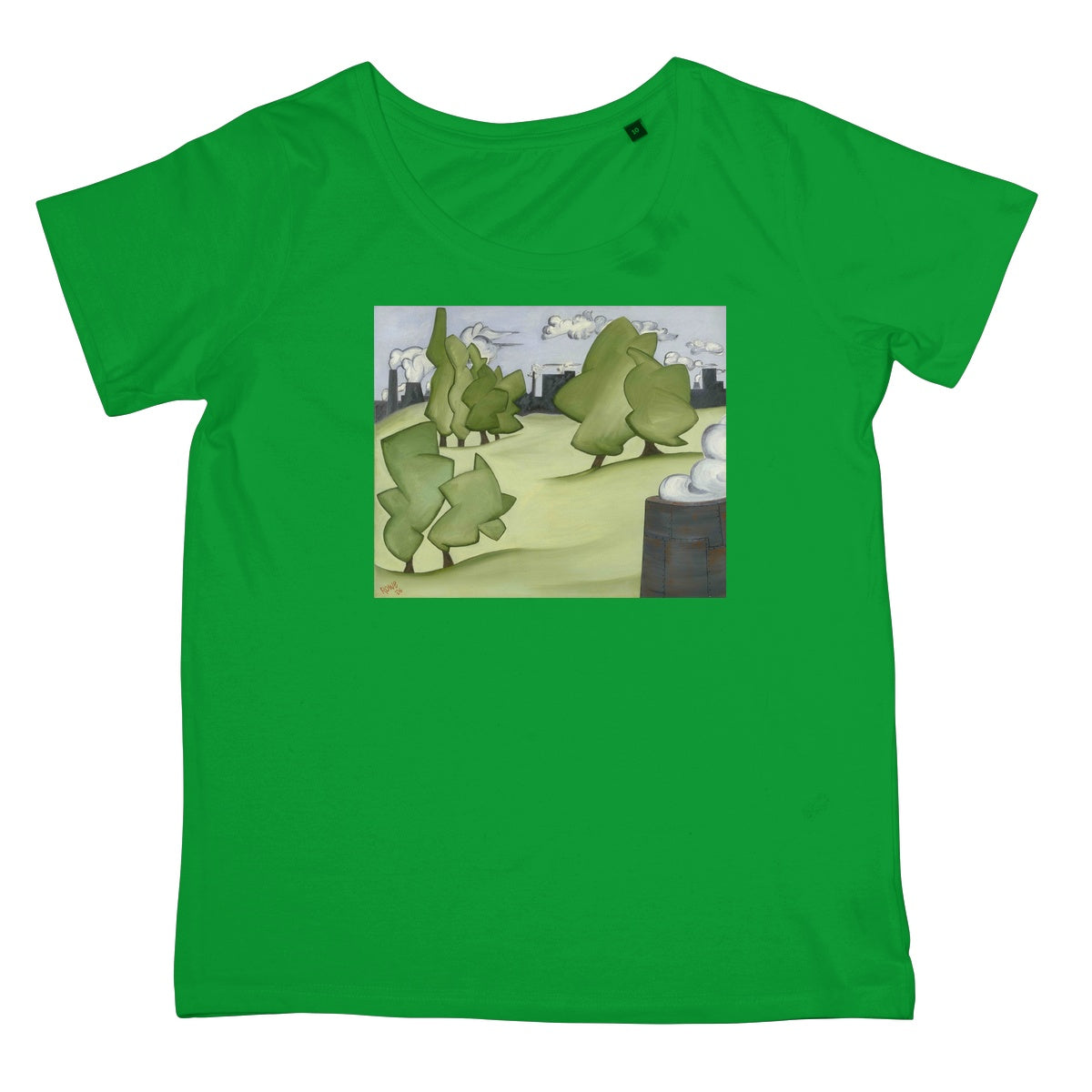 The Park Women's Retail T-Shirt
