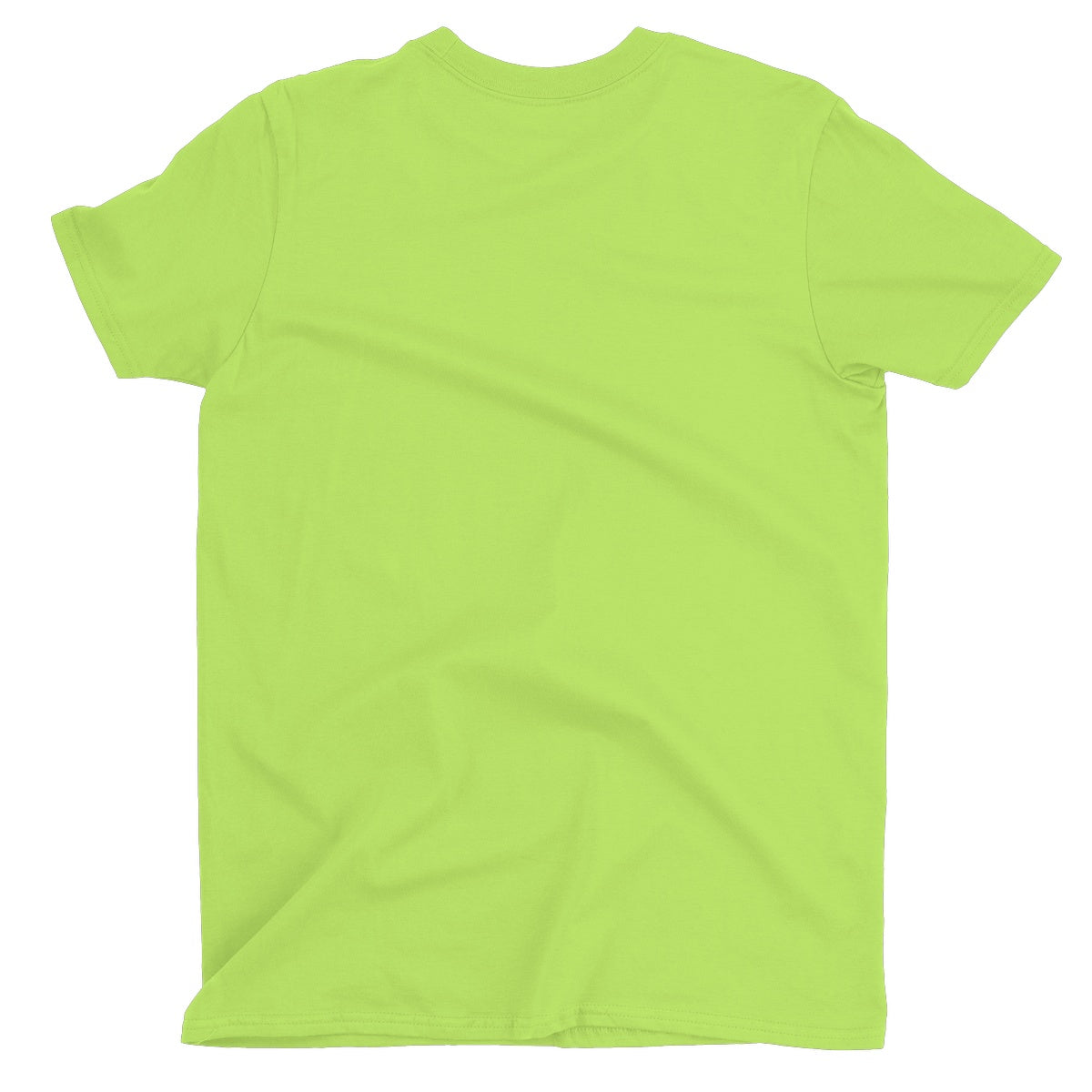 The Cafe Unisex Neon T-Shirt