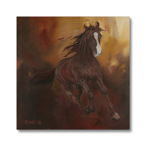Borne of Fire Canvas