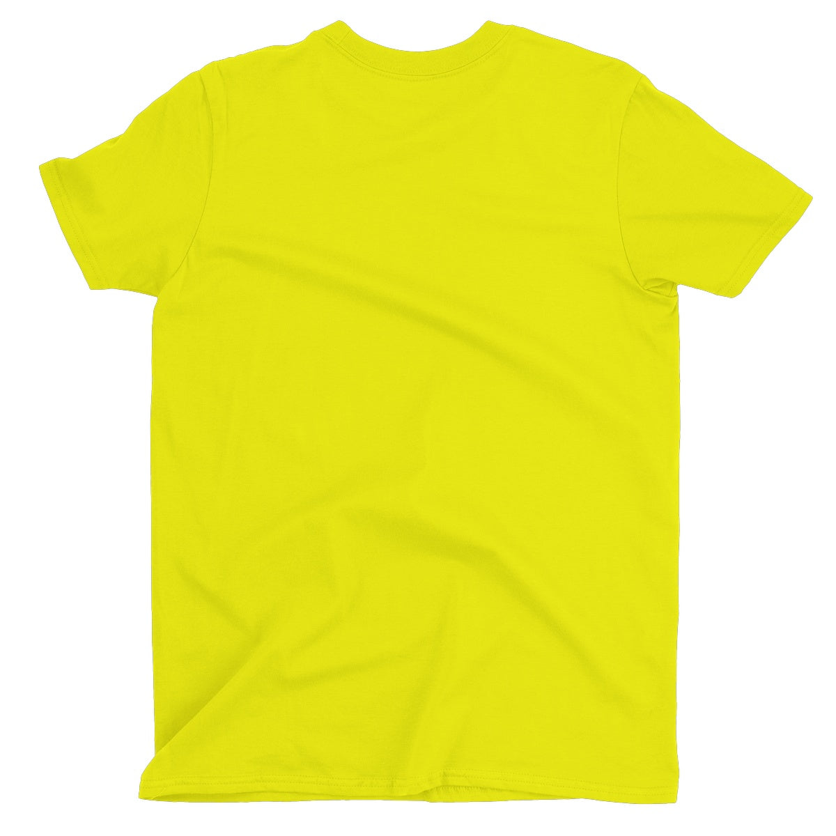 Storm in a Summer Field Unisex Neon T-Shirt