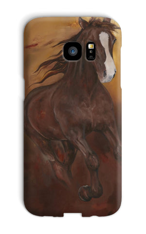 Borne of Fire Phone Case