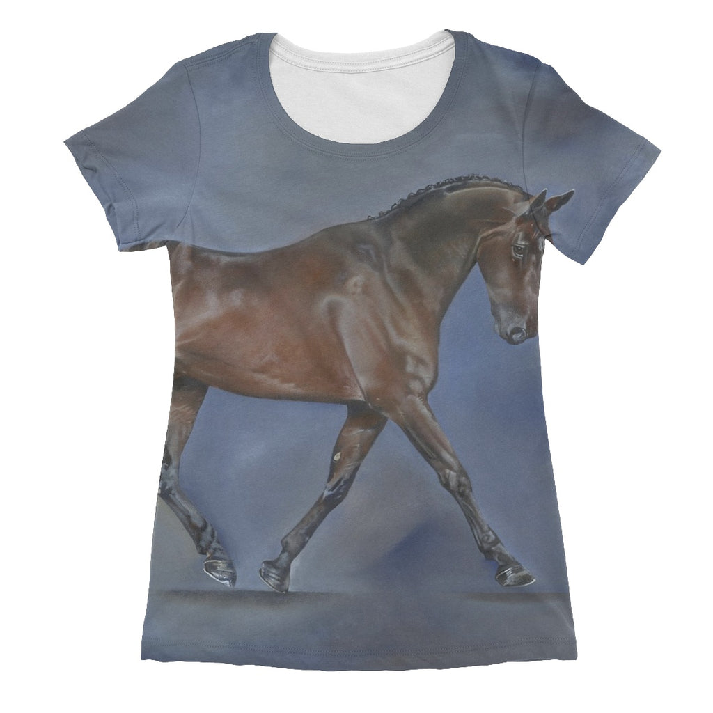 Dressage Women's Sublimation T-Shirt