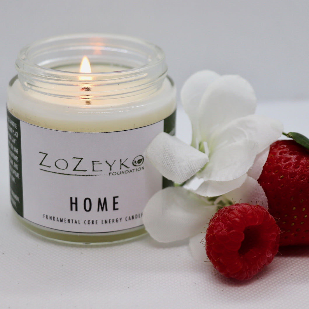 "ENERGY CANDLE ""HOME"""