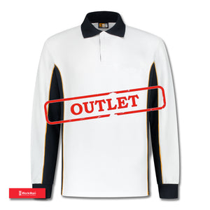 OUTLET: BS Polosweater ( 2 stuks)