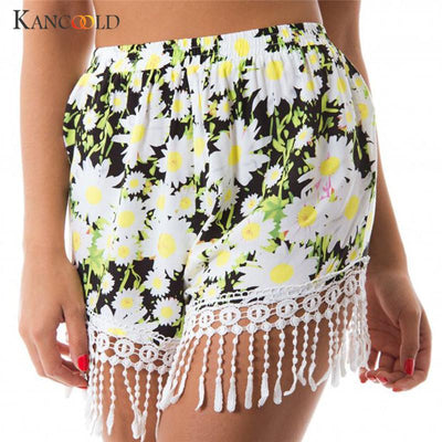 Women Girls feminino Shorts