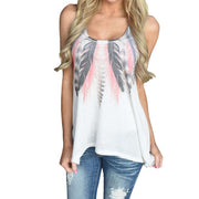Summer Casual Wild Women's Sleeveless Cami
