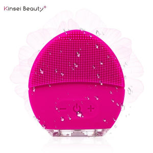Ultrasonic Face Cleansing Brush