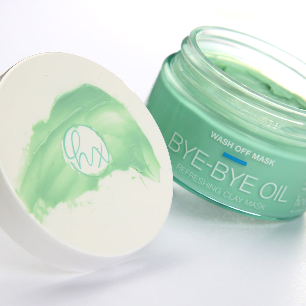 BYE-BYE OIL REFRESHING CLAY MASK (50mL)