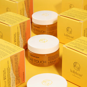 MIDAS TOUCH Golden Honey Smoothing Mask